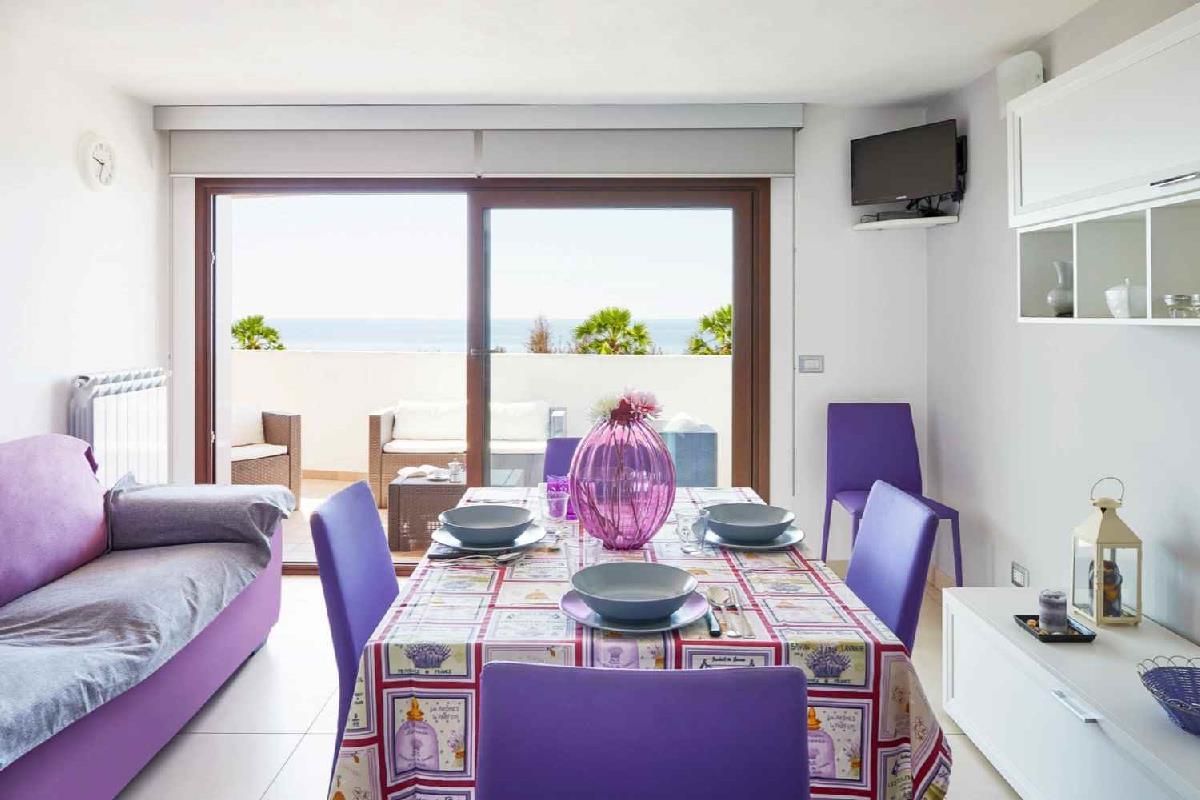 casa mare aura pozzallo Pozzallo Sicilia