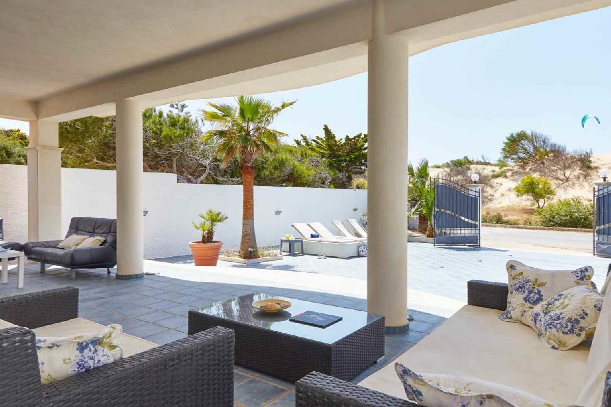 villa eucaliptus Ispica Sicilia