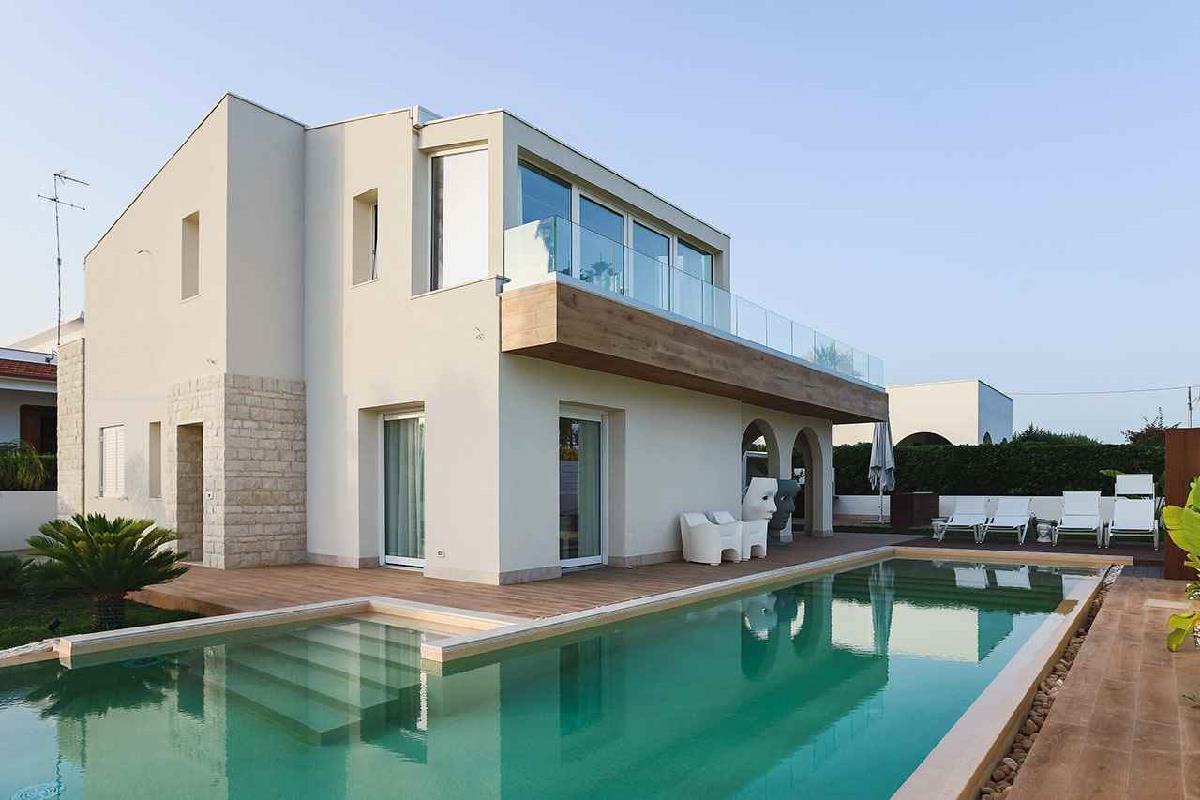 Villa Dea con Piscina Privata  Ispica Sicilia